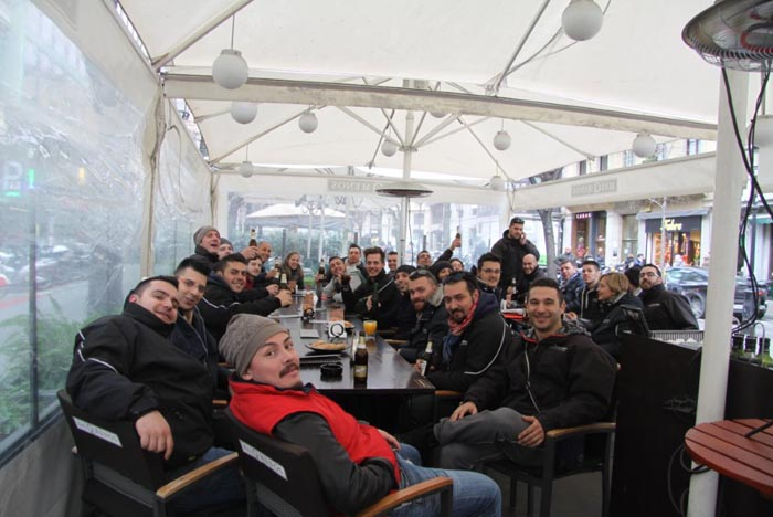 Meeting Barcellona 2015